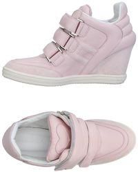 Katie Grand Loves Hogan Sneakers - Rosa