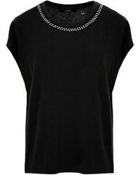 Vero Moda T-shirt - Black