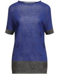 Y's Yohji Yamamoto Pullover - Bleu