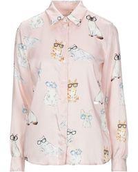 Paul & Joe Shirt - Pink