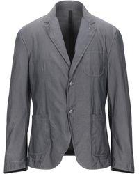 Aquarama Suit Jacket - Blue