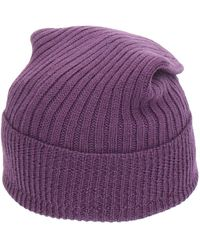 SPADALONGA Hat - Purple