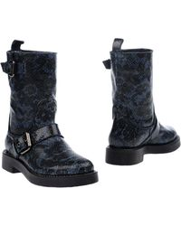 Scee By Twin-set Ankle Boots - Black