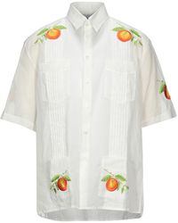 CASABLANCA Shirt - White