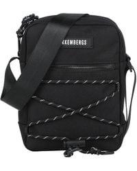 Bikkembergs Cross-body Bag - Black