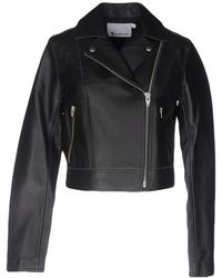 T By Alexander Wang Giubbotto - Nero