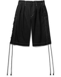 Flagstuff Shorts & Bermuda Shorts - Black