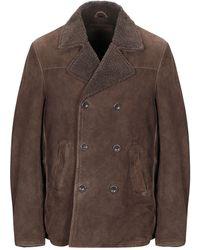 Minoronzoni 1953 Coat - Brown