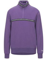 Stussy Sweatshirt - Purple