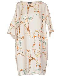 Ballantyne | Short Dress | Lyst