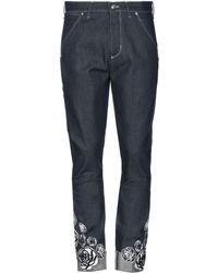 Versus Denim Pants - Blue