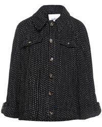 Ba&sh Coat - Black