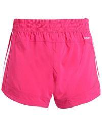 adidas Shorts & Bermuda Shorts - Pink