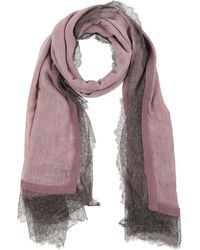 Richiami Stole - Pink