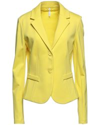 Imperial Suit Jacket - Yellow