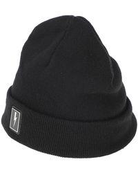 Neil Barrett Hat - Black