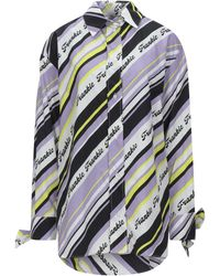 Frankie Morello Shirt - Purple