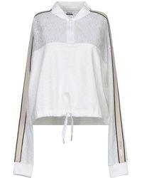Pinko Sweatshirt - White