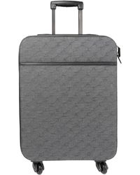 Stella McCartney Wheeled luggage - Grey