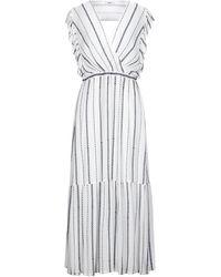 Suncoo Long Dress - White