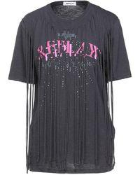 Replay T-shirt - Grey