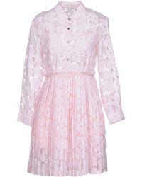 Paul & Joe Short Dress - Pink