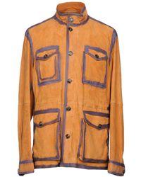Tod's Overcoat - Orange