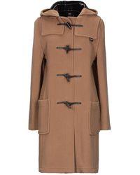 Gloverall Coat - Multicolour