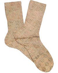 Maria La Rosa Socks & Hosiery - Metallic