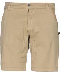 Alpha Industries Shorts & Bermuda Shorts - Natural
