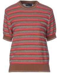 Kolor Pullover - Rojo