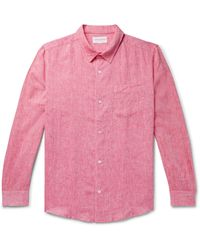 Derek Rose Camisa - Rojo