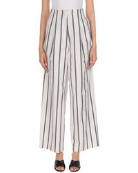 ODEEH Trousers - White