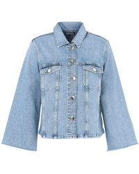 Tommy Hilfiger Denim Outerwear - Blue