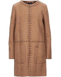 Guess Overcoat - Brown