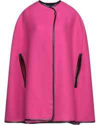 Fontana Couture Capes & Ponchos - Pink