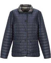 Schneiders Synthetic Down Jacket - Blue