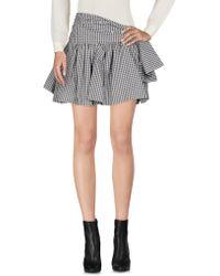 Jourden - Mini Skirt - Lyst