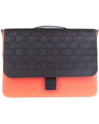 O bag Aktentaschen - Orange