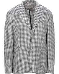 Barbati Suit Jacket - Grey