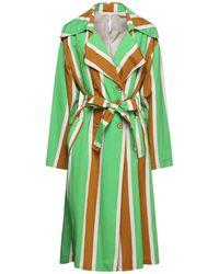 Imperial Overcoat - Green
