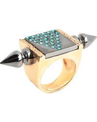 Mawi Ring - Metallic