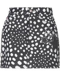 Marc Jacobs Denim Skirt - Black