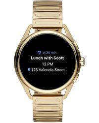 Emporio Armani Smartwatch - Mettallic
