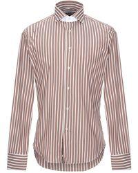 Brian Dales Camisa - Multicolor