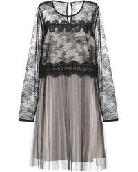 Molly Bracken Knee-length Dress - Black