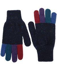 Paul Smith Gloves - Blue