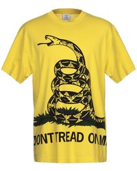 Vetements - T-shirts - Lyst