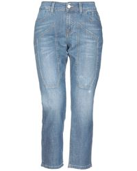 Jeckerson Pantalon en jean - Bleu