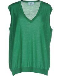 Prada Jumper - Green